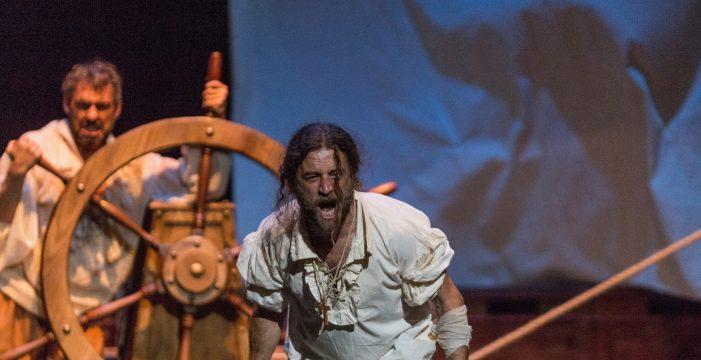 El Guimerá revive con Timaginas Teatro la primera vuelta al mundo