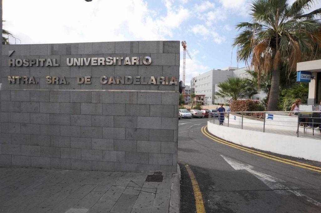 Hospital de La Candelaria. DA