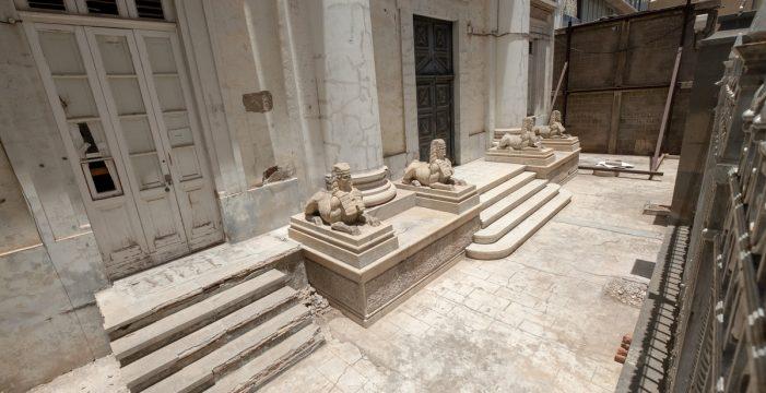 El Templo Masónico, a la espera de que el Cabildo dé el visto bueno al proyecto