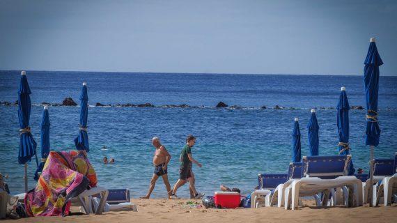 Debate por la instalación de webcams en las playas de  Santa Cruz: ¿son legales?