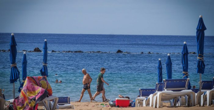Si vas a las playas de Santa Cruz este domingo, debes tener esto en cuenta