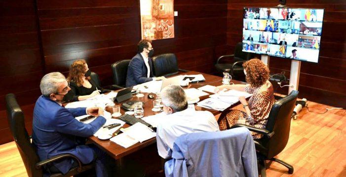 Canarias evita el pago de 450 millones de euros al Estado por la liquidación de la financiación autonómica del 2020