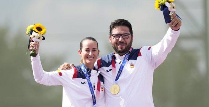 Alberto Fernández y Fátima Gálvez dan a España el primer oro en Tokio 2020