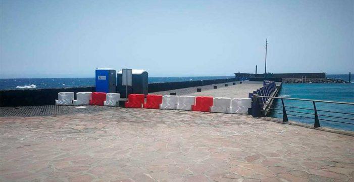 Güímar desaloja las playas de El Puertito antes de publicar el bando de cierre