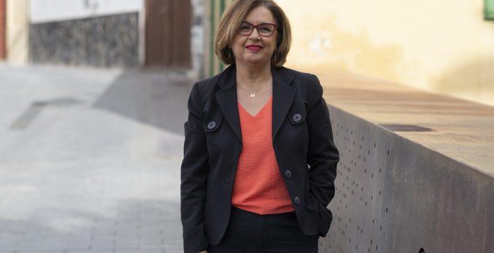 """Mesa, alcaldesa de Guía de Isora: """"La residencia de mayores abrirá en el primer trimestre del 2022"""""""