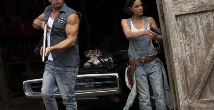 """'Fast & Furious 9' irrumpe en los cines """"a todo gas"""""""