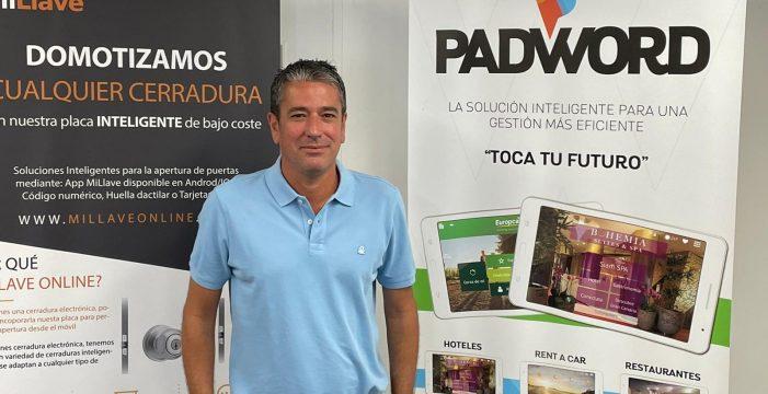 """Javier Afonso: """"Las cerraduras digitales ya son una realidad, lo de ir con el manojo de llaves se acabó"""""""