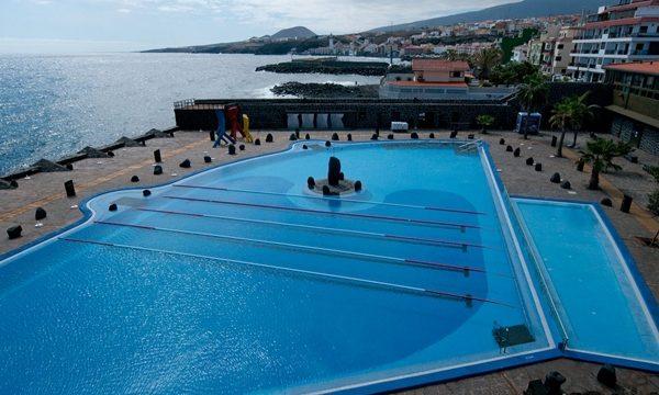 La piscina de Candelaria, sin concesión de Costas desde 1985