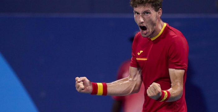 Carreño se cuelga el bronce 'dorado' frente a Djokovic