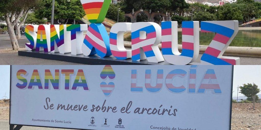 Santa Cruz y Santa Lucía. DA