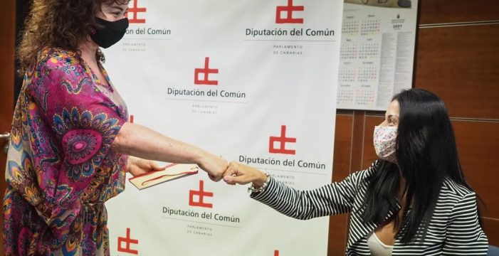 """La Diputación del Común atiende la """"sustracción"""" de los hijos de Sara de Santis"""