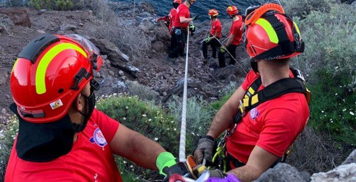 Bomberos voluntarios del Sur: los primeros en llegar al siniestro