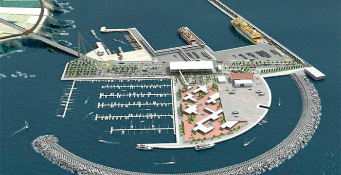 Puerto de Fonsalía, un proyecto ¿con o sin salida?