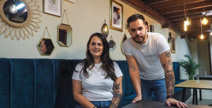 Laura Suárez e Isidro Vera abren mañana en La Orotava Haba Tonka