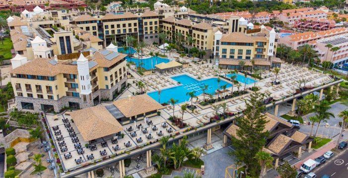 Se disparan las pernoctaciones hoteleras en las Islas el 176,5%