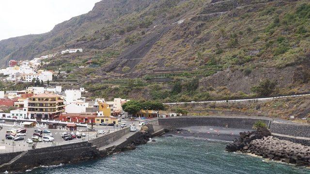 El Ayuntamiento de Garachico sabrá hoy el estado del agua de la playa del muelle