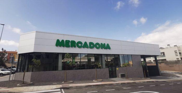 Mercadona abre una nueva tienda eficiente en Arona