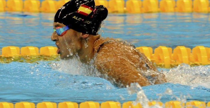 Michelle Alonso logra diploma olímpico tras acabar octava