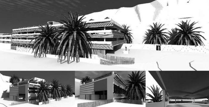 El edificio que interesa a EE.UU. para que el TMT recale en La Palma