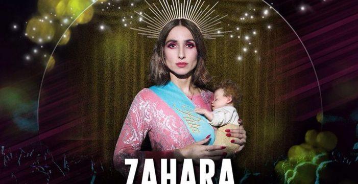 """Zahara: """"La única respuesta que daré será cantando y defendiendo el arte y la libertad de expresión"""""""