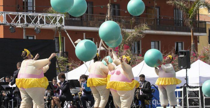 El Festival Mueca del Puerto de la Cruz se aplaza hasta el mes de noviembre