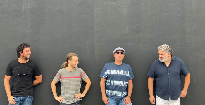 JM Churchi & Son de la Tierra traen esta tarde de viernes su 'latin jazz' a Tacoronte