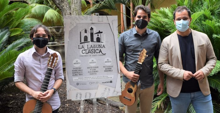 'La Laguna Clásica' sonará en el Convento de Santo Domingo