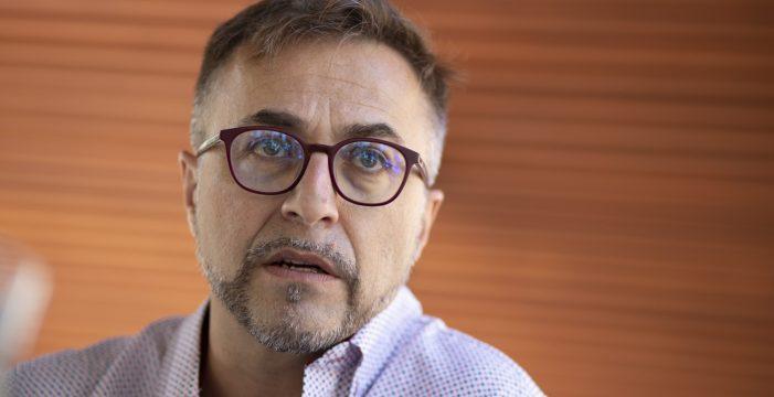 Rafael-José Díaz se suma a la conmemoración del 90 aniversario del Ateneo de Caracas