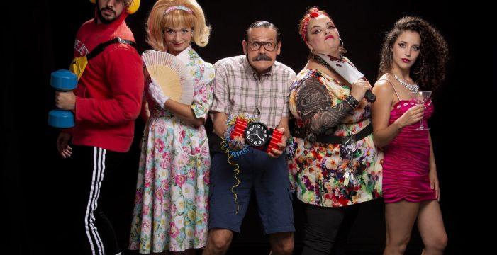 Delirium Teatro estrena en Tacoronte la comedia 'La buena vecindad'
