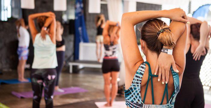 Phe Yoga amplía su oferta en 2021 y se traslada al Lago Martiánez