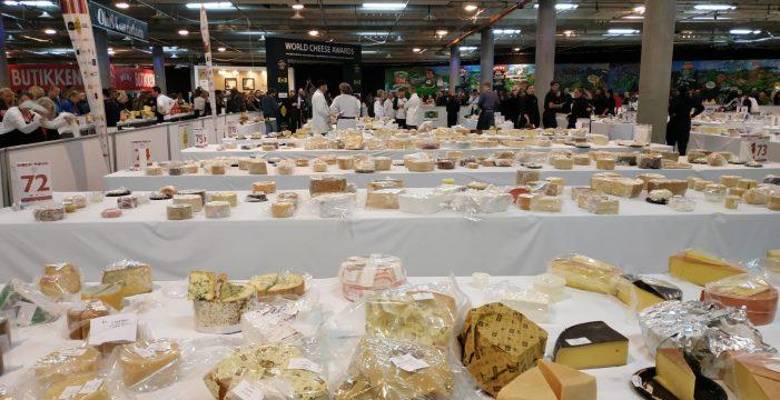 Sal y pimienta: el International Cheese Awards se celebra este año en Asturias