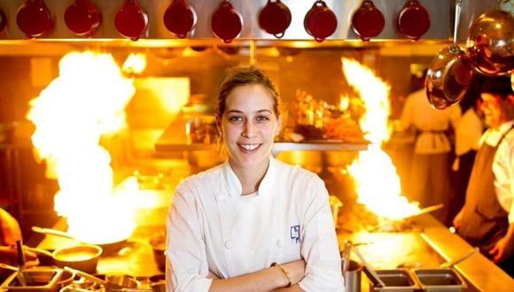 La peruana Pía León, elegida la mejor chef del mundo