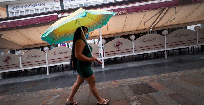 El tiempo está revuelto en Canarias: llegan lluvias pero el calor no se va