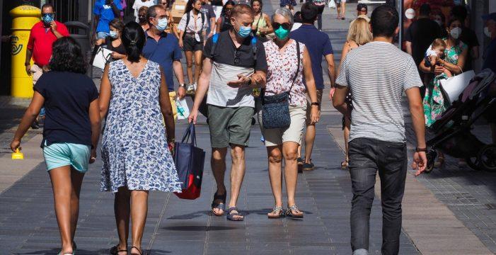 Suben los casos de COVID-19 en Canarias: 87 positivos en 24 horas