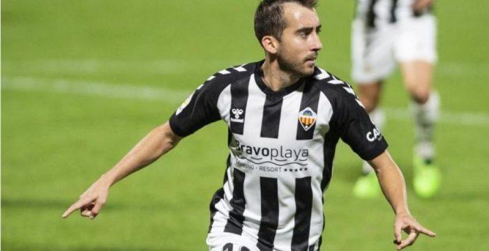 Rubén Díez, refuerzo para la línea más necesitada del CD Tenerife
