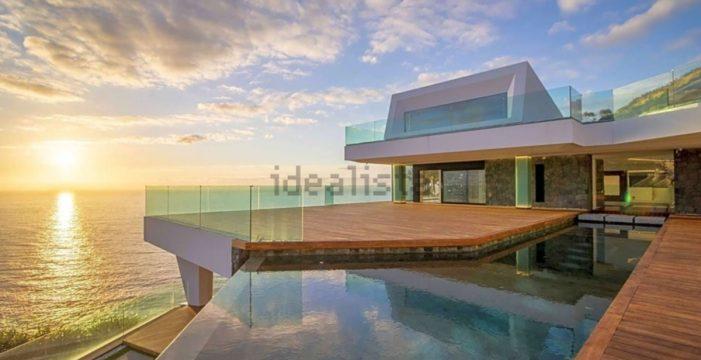 La casa más cara de Canarias está a la venta en Tenerife: cuesta casi nueve millones