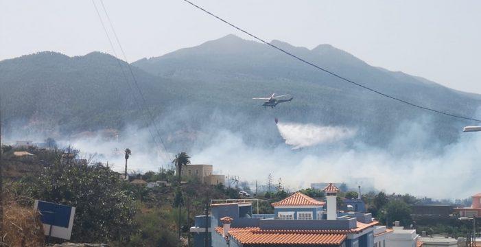 Canarias rebaja el nivel de alerta por riesgo de incendios