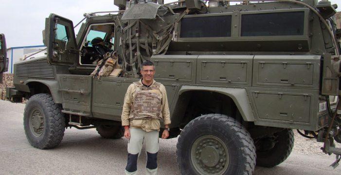 """Antonio Herrero, periodista: """"Los talibanes tienen territorio y un arsenal de armas. El peligro es real y es latente"""""""