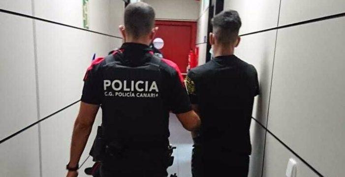 Detenido por una presunta agresión sexual cometida en Las Canteras