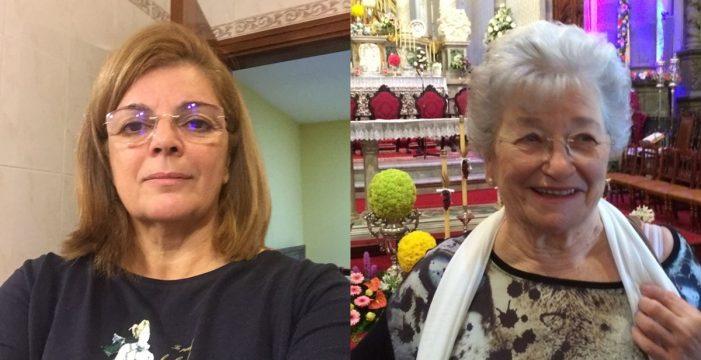 Carmen Nieves lleva casi un mes sin ver a su madre, de 87 años y con párkinson