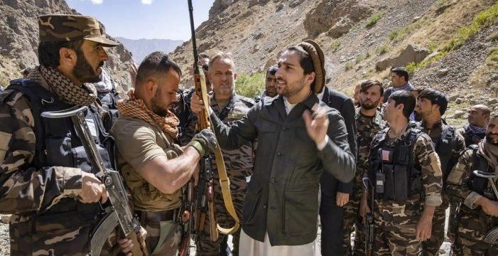 Entrevista en exclusiva a Ahmad Masud, el líder de los antitalibanes