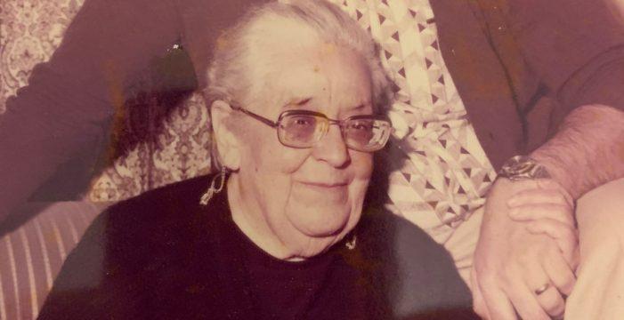 Mi abuela, espía