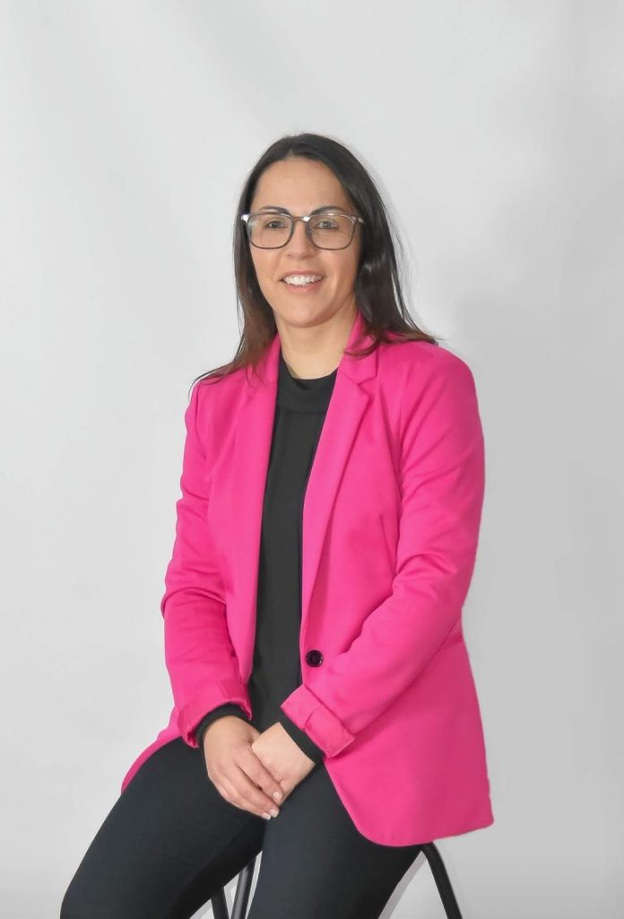 Esther Morales, the first mayor of El Tanque, has distributed the areas among the councilors of the government group (PSOE).  GIVES