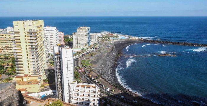 Puerto de la Cruz recibe en julio el doble de turistas que todo el Norte el mismo mes de 2020