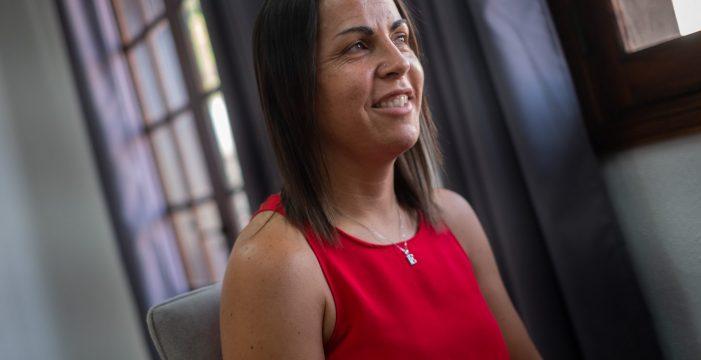 """Esther Morales, alcaldesa de El Taque: """"No es grato para mí la forma en la cual he ocupado el cargo"""""""