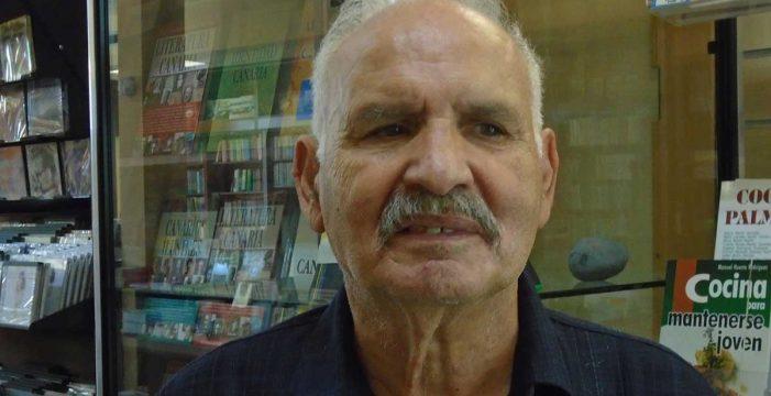 """Pedro Nolasco Leal Cruz: """"El portugués es el todo y lo peculiar en el habla tradicional palmera"""""""