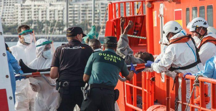 Mueren 7 niñas en la última tragedia de la ruta canaria