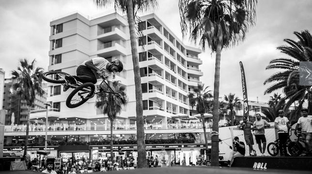 La tercera edición del Rollfestival llega a Punta del Hidalgo con la mayor apuesta de su historia