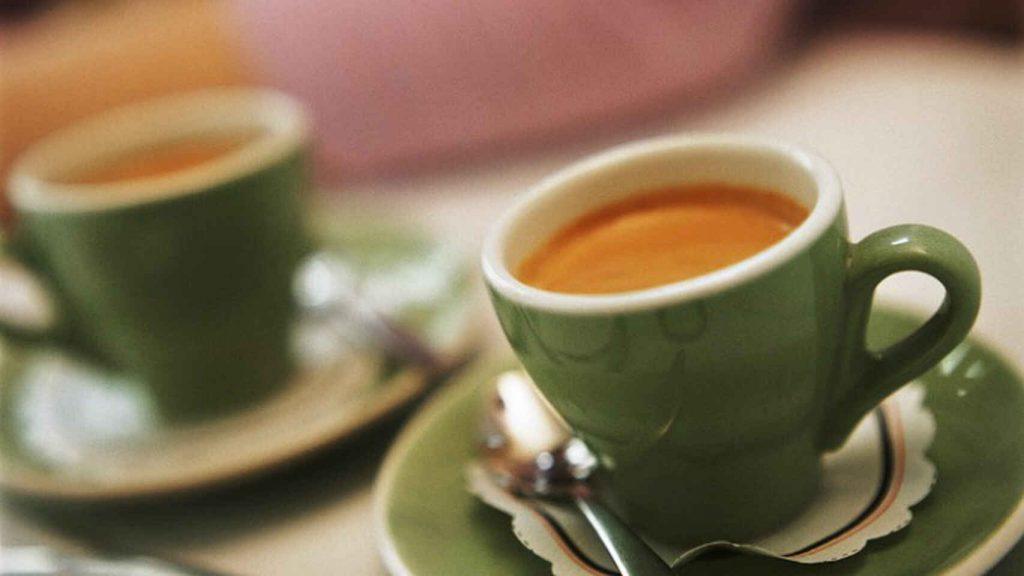 Dos tazas de café. Gtres
