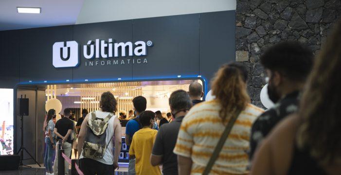 Última informática abre una nueva tienda en el Centro Comercial Gran Sur
